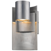 Amador LED 10 inch Silver Outdoor Wall Sconce