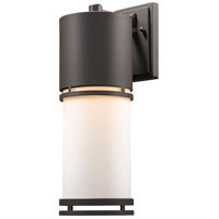 Z-Lite 560B-DBZ-LED Luminata LED 18 inch Deep Bronze Outdoor Wall Sconce in Depp Bronze photo thumbnail