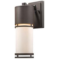 Z-Lite 560M-DBZ-LED Luminata LED 14 inch Deep Bronze Outdoor Wall Sconce in Depp Bronze