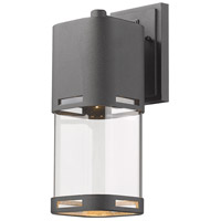 Z-Lite 562M-BK-LED Lestat LED 14 inch Black Outdoor Wall Sconce