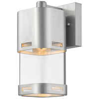 Z-Lite 562S-BA-LED Lestat LED 9 inch Brushed Aluminum Outdoor Wall Sconce