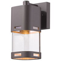 Z-Lite 562S-DBZ-LED Lestat LED 9 inch Deep Bronze Outdoor Wall Sconce in Depp Bronze