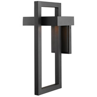 Z-Lite 566B-BK-LED Luttrel LED 18 inch Black Outdoor Wall Sconce alternative photo thumbnail