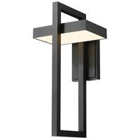 Z-Lite 566XL-BK-LED Luttrel LED 25 inch Black Outdoor Wall Sconce