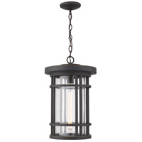 Z-Lite 570CHXL-ORB Jordan 1 Light 12 inch Oil Rubbed Bronze Outdoor Pendant