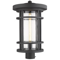 Z-Lite 570PHXL-BK Jordan 1 Light 20 inch Black Outdoor Post Mount Fixture