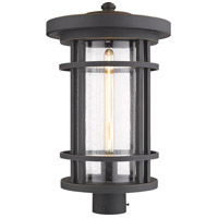 Z-Lite 570PHXL-ORB Jordan 1 Light 20 inch Oil Rubbed Bronze Outdoor Post Mount Fixture in 11