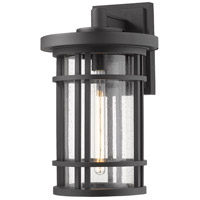 Z-Lite 570XL-BK Jordan 1 Light 20 inch Black Outdoor Wall Sconce