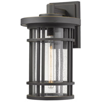 Z-Lite 570XL-ORB Jordan 1 Light 20 inch Oil Rubbed Bronze Outdoor Wall Sconce