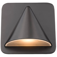 Z-Lite 578ORBZ-LED Obelisk LED 6 inch Outdoor Rubbed Bronze Outdoor Wall Sconce