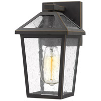 Z-Lite 579S-ORB Talbot 1 Light 11 inch Rubbed Bronze Outdoor Wall Sconce
