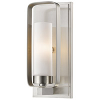 Z-Lite 6000-1S-BN Aideen 1 Light 5 inch Brushed Nickel Wall Sconce Wall Light
