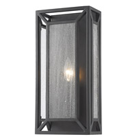 Z-Lite 6005-1S-BRZ Braum 1 Light 7 inch Bronze Wall Sconce Wall Light