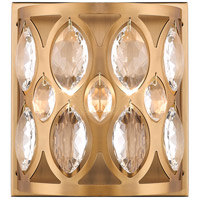 Z-Lite 6010-2S-HB Dealey 2 Light 9 inch Heirloom Brass Wall Sconce Wall Light