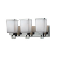 Z-Lite Affinia 3 Light Vanity in Chrome 602-3V