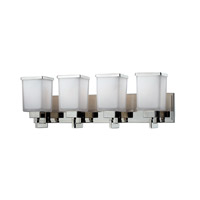Z-Lite Affinia 4 Light Vanity in Chrome 602-4V