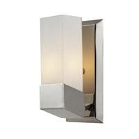 Z-Lite Zen 1 Light Wall Sconce in Chrome 607-1S