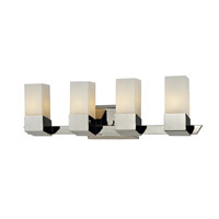 Z-Lite Zen 4 Light Vanity in Chrome 607-4V