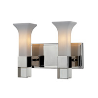 Z-Lite Lotus 2 Light Vanity in Chrome 611-2V-CH