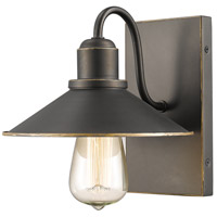 Z-Lite 613-1S-OB Casa 1 Light 9 inch Olde Bronze Wall Sconce Wall Light