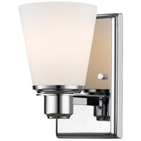 Z-Lite 7001-1S-CH Kayla 1 Light 5 inch Chrome Wall Sconce Wall Light