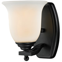 Z-Lite Lagoon 1 Light Vanity in Bronze 702-1V-BRZ