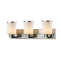 Roxburgh 3 Light 23 inch Brushed Nickel Vanity Wall Light