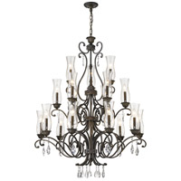Z-Lite 720-18-GB Melina 18 Light 41 inch Golden Bronze Chandelier Ceiling Light