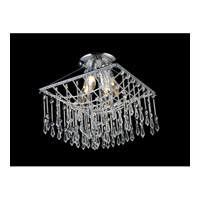 Z-Lite Palomar 4 Light Crystal Chandelier in Chrome 846CH