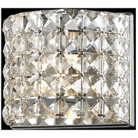 Z-Lite 867-1S-LED Panache LED 6 inch Chrome Wall Sconce Wall Light
