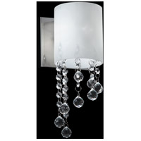Jewel LED 5 inch Chrome Wall Sconce Wall Light