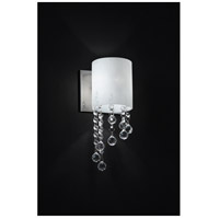 Z-Lite Jewel 1 Light Wall Sconce in Chrome 871CH-1S