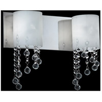 Jewel LED 15 inch Chrome Vanity Light Wall Light in 2