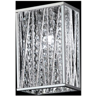 Z-Lite Terra 1 Light Wall Sconce in Chrome 872CH-1S