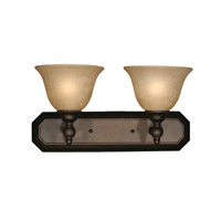 Z-Lite Clayton 2 Light Vanity in Burnt Antique Copper 901-2V-BAC photo thumbnail