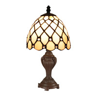 Z-Lite Signature 1 LightTable Lamp in Chestnut Bronze PL1