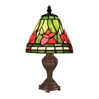 Z-Lite Signature 1 LightTable Lamp in Chestnut Bronze PL2