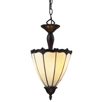 Z-Lite Ebony 3 Light Pendant in Chestnut Bronze Z10-39P
