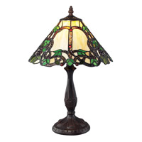 Z-Lite Vidonia 1 Light Table Lamp in Chestnut Bronze Z12-37TL