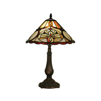 Z-Lite Albany 1 Light Table Lamp in Chestnut Bronze Z14-10-10TL photo thumbnail