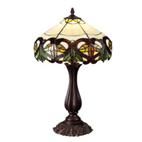 Z-Lite Hudson 1 Light Table Lamp in Chestnut Bronze Z14-33TL