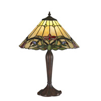Z-Lite Sola 1 Light Table Lamp in Chestnut Bronze Z14-49TL