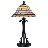 Z-Lite Valley Forge 1 Light Table Lamp in Bronze Z14-5-4TL