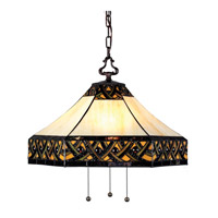 Z-Lite Addison 3 Light Pendant in Chestnut Bronze Z20-30-03B