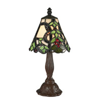 Z-Lite Signature 1 Light Table Lamp in Chestnut Bronze Z6-37MTL