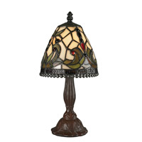 Z-Lite Signature 1 Light Mini Lamp in Chestnut Bronze Z6-7MTL
