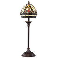 Z-Lite Templeton 1 Light Table Lamp in Chestnut Bronze Z8-34BL